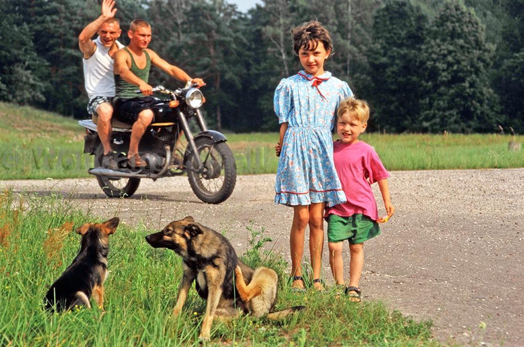 russland für kinder